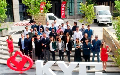 Tattersall Automotriz introduce en Chile nueva marca KYC